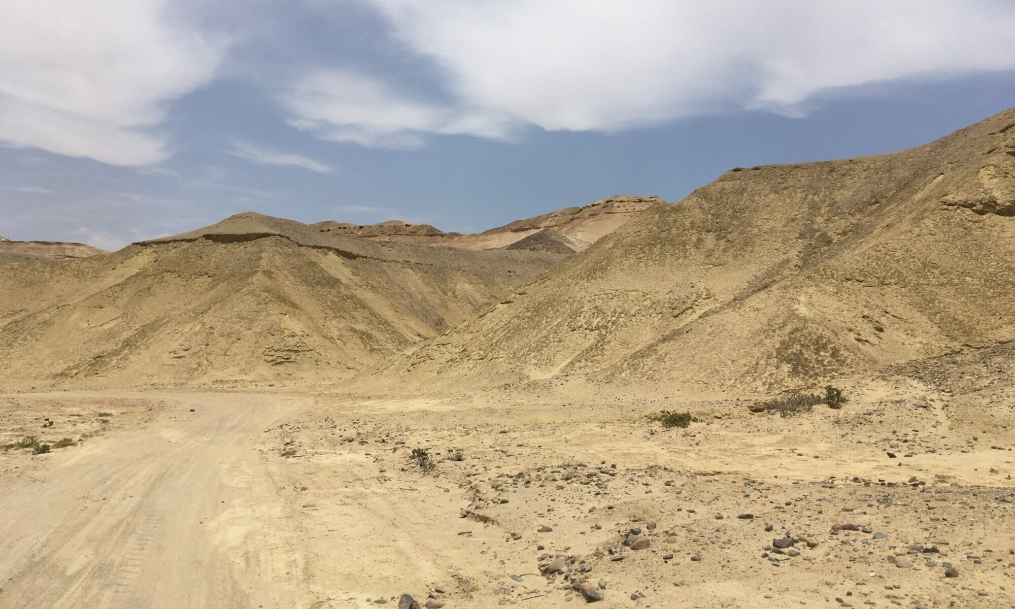 Drought in Angola — Seca em Angola